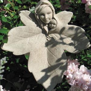 A Mother's Love Garden Plaque