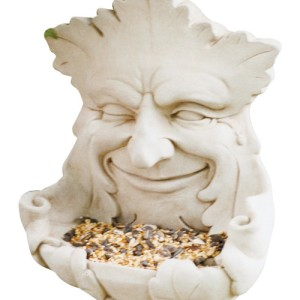 Garden Smile Bird Feeder