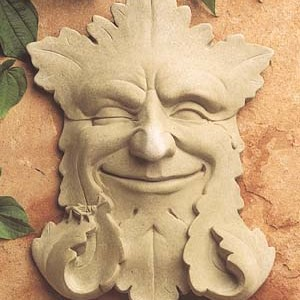 Garden Smile Garden Plaque
