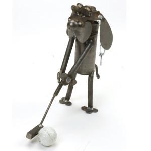 Golfer Dog