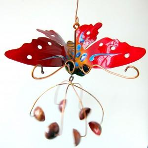 Juana Pena Butterfly Spinner