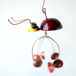 Juana Pena Ladybug Spinner