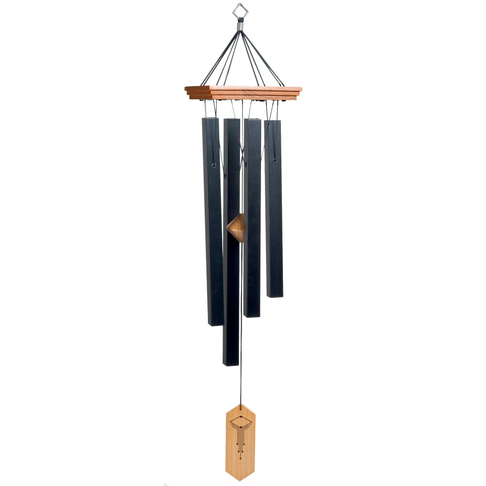 Craftsman Chime - Medium Black
